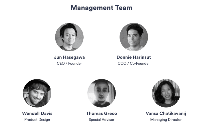 OmiseGO Core Team